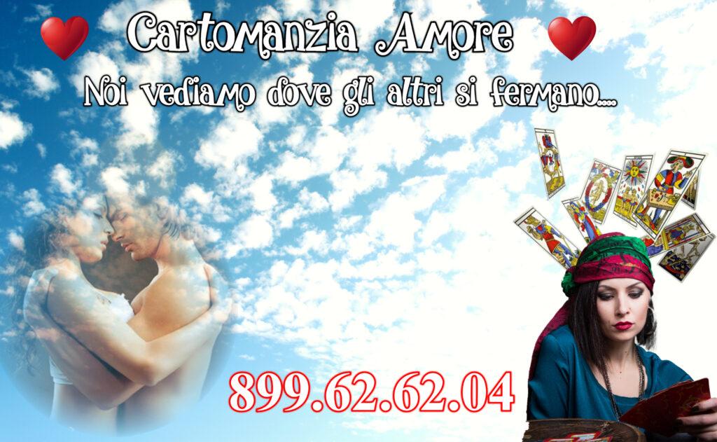 cartomanzia amore 899