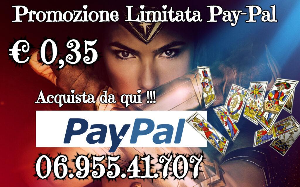 cartomanzia €0,35 paypal