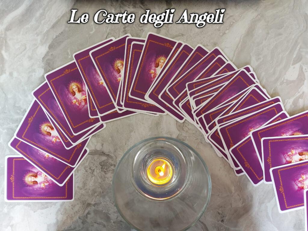 cartomanzia carte degli angeli